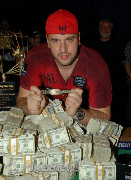 Michael Mizrachi Poker