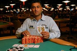 Ram Vaswani Poker