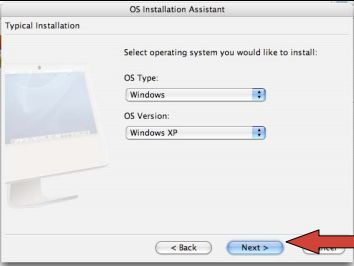 parallels-os-selection