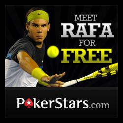 meet rafa nadal with pokerstars