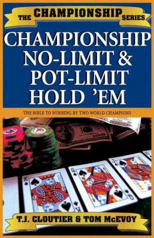 Championship No-Limit Pot-limit Hold'em