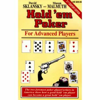 Hold'Em Poker For Advanced Players