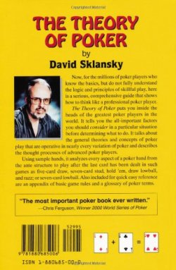 theory of poker back