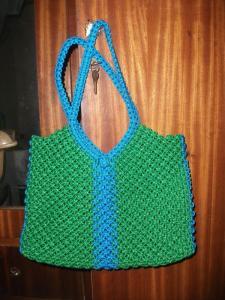 macrame bag pattern