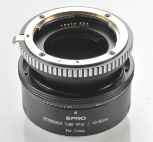 Venus - X-Pro Vari-Length Auto Extension Tube