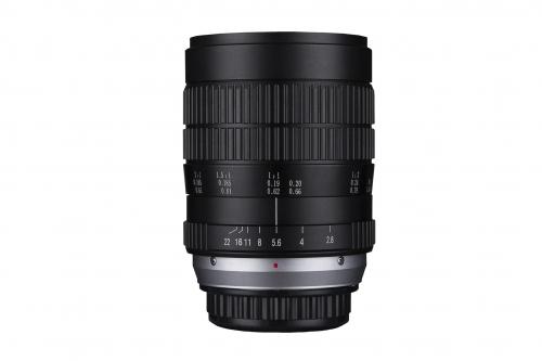 Laowa 60mm F2.8 Macro Lens