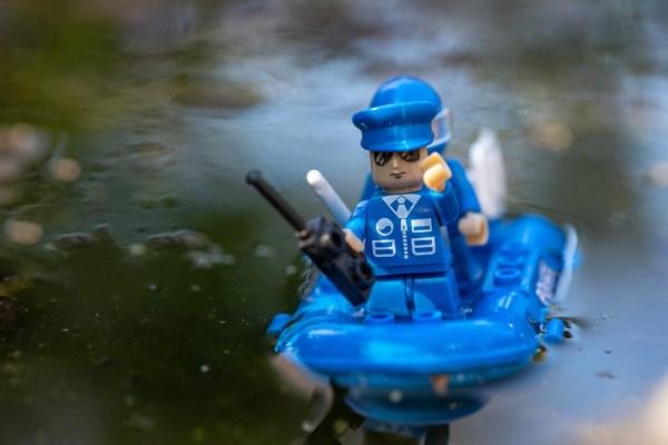 Pond Patrol