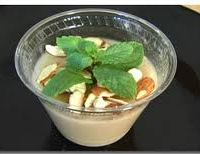 DESSERTS:  Amasake (Amazake) Pudding