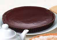 Tarta ganache de chocolate