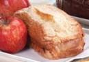 Pudding premium de manzana