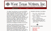 West-Texas-Writers