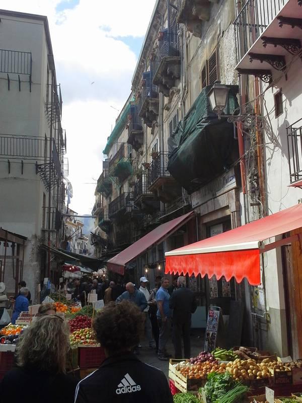 Costa Favolosa - escale à Palerme (3/3)
