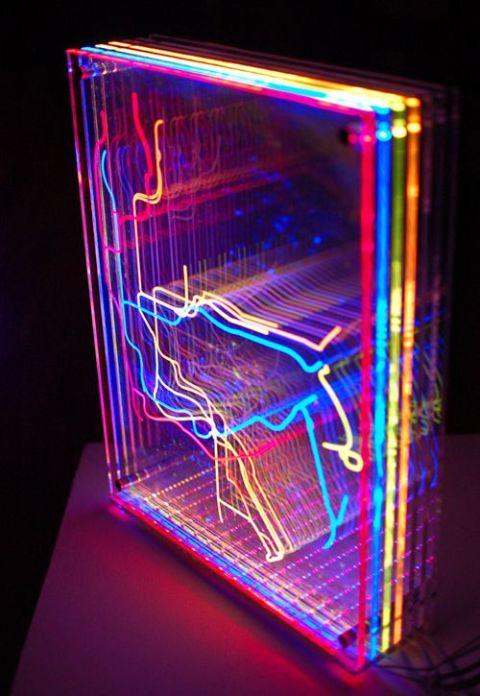 Máquinas de corte láser. Trabajos.