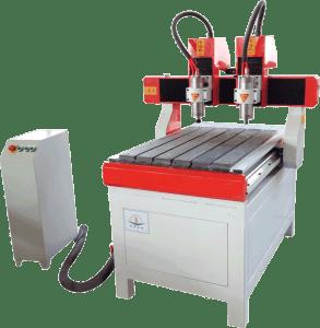 Máquina CNC Router MR6090C