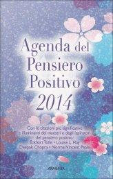 Agenda del Pensiero Positivo 2014