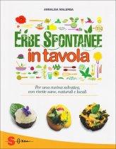Erbe Spontanee in Tavola - Libro