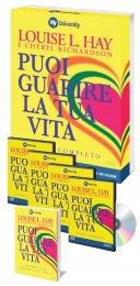 Puoi Guarire la Tua Vita - Corso Completo - 4 DVD + Libro