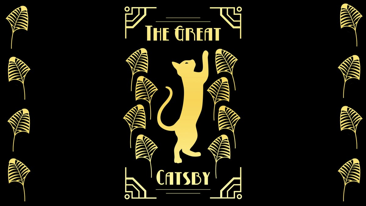 The Great Catsby - 10/27/18
