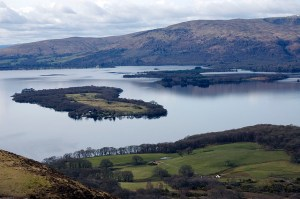 Loch Lomond from Conic Hill. Pic credit: Simon.Hedge on Flickr