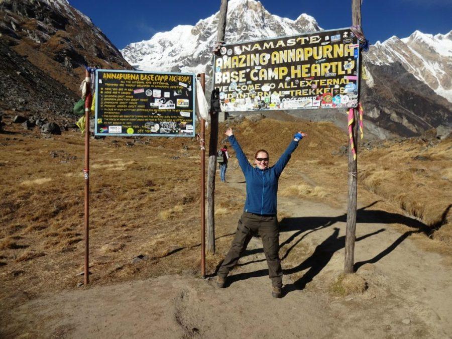 Welcome to Annapurna Basecamp