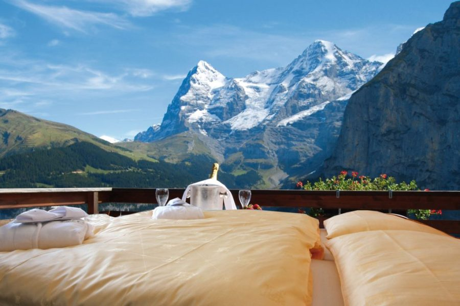 Swiss views