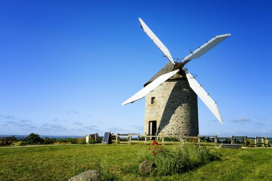 moidrey windmill