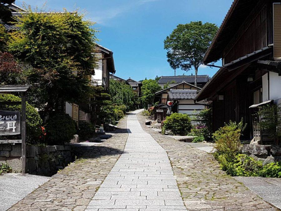 Nakasendo Trail