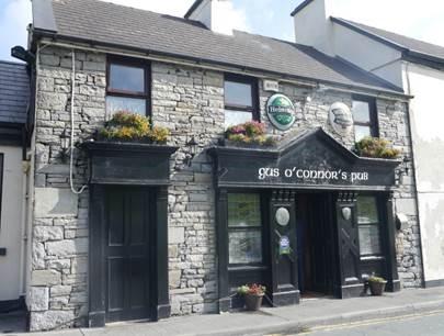 O'Connors pub in Burren
