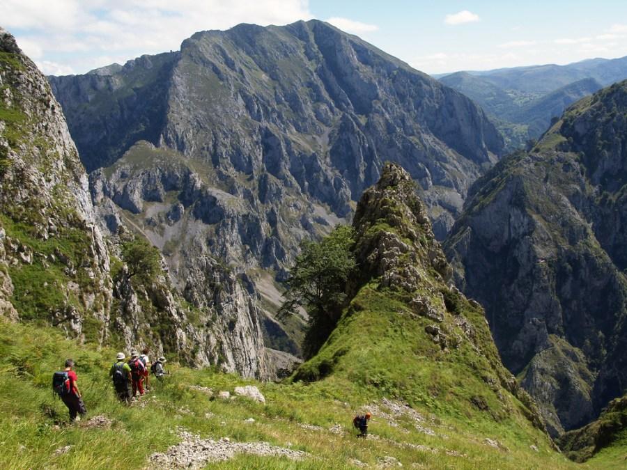 The Picos de Europa Spain