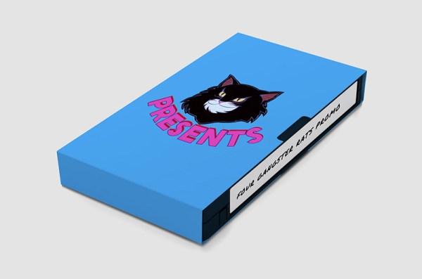 Nero von Swarz Presents VHS kazetta
