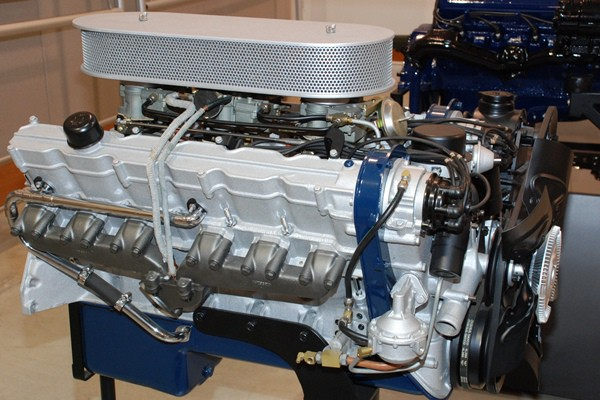 Cadillac V12 right side view