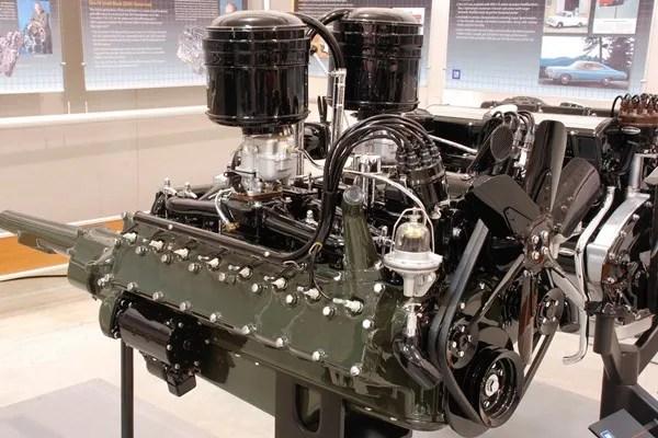 Cadillac 135 degree Series 90 V16 RF