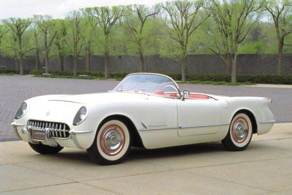 1953 Corvette GM Technical Center
