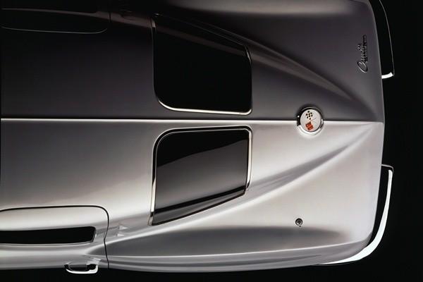 1963 Chevrolet Corvette Coupe spilt window