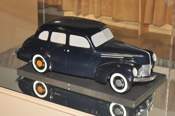 1939 Studebaker Champion design model Raymond Loewy Associates