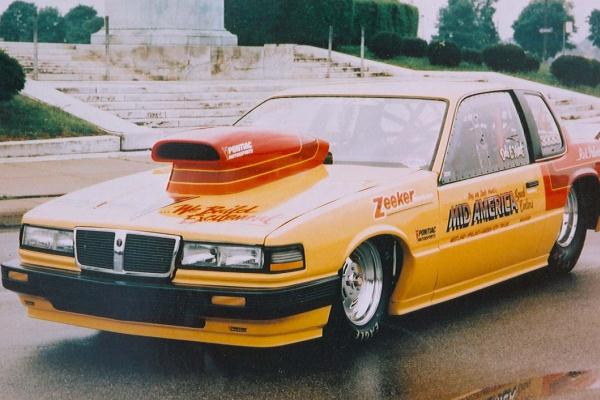 1986 Dale Hunt Pontiac Grand Am Pro Stock