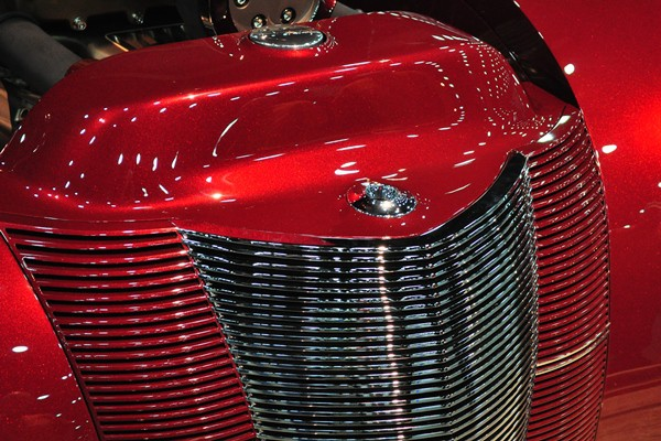 Grille detail