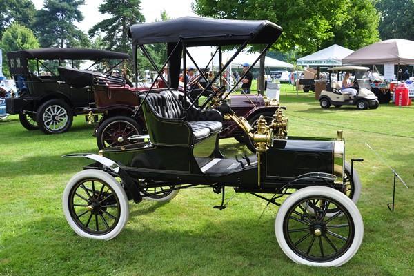 1906 Ford Model N Runabout David and Kimberly Shadduck
