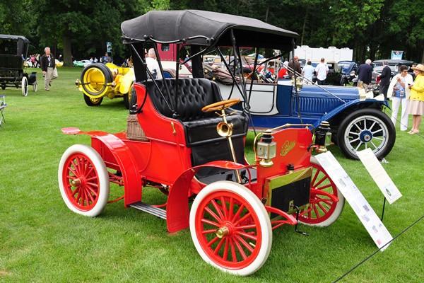 1908 Pontiac Mark Thomas