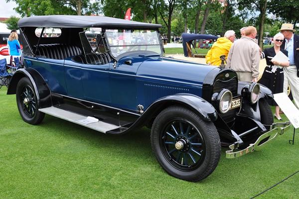 1922 Lincoln Type 112 Sport Phaeton David Schultz