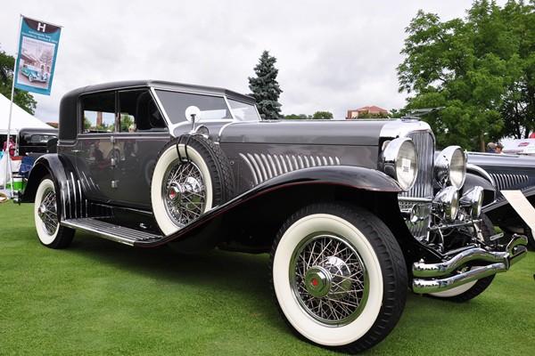 1929 Duesenberg J Sport Sedan by Murphy Ross McEachlan
