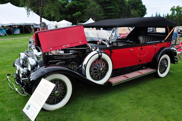 1929 Stearns-Knight Model J Phaeton