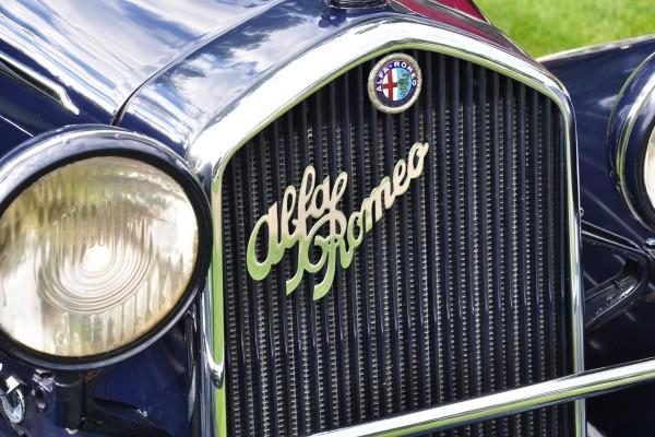 1934 Alfa Romeo 8C 2300 Roger Willbanks front