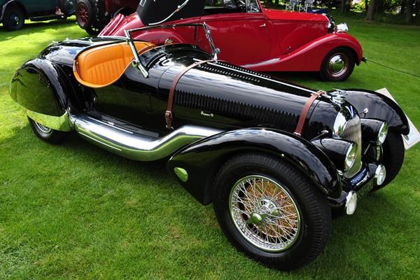 1937 Talbot-Lago 150-C Roadster Jim Patterson