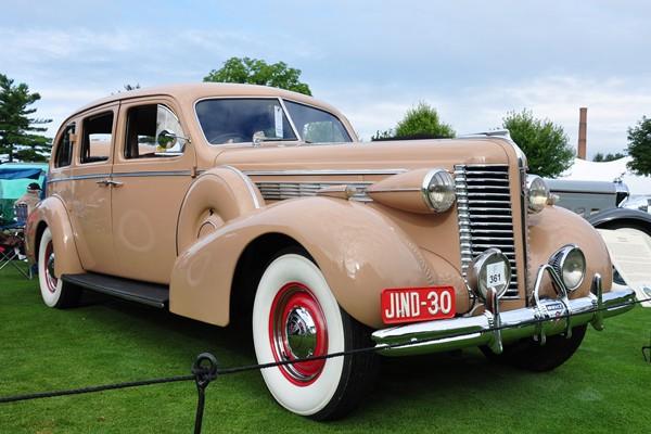 1938 Buick Limousine Edmund Meurer