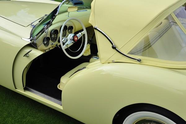 1954 Kaiser-Darrin Roadster Bernie Aaron