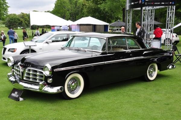 1955 Chrysler 300 Hardtop Chrysler Historical Collection