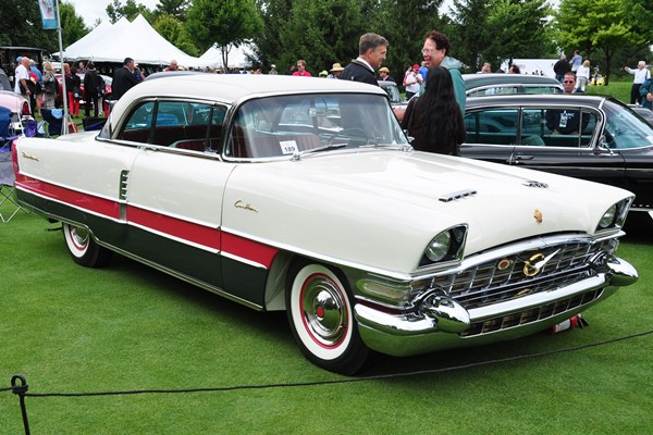 1956 Packard Caribbean Coupe Paul and Lynn Kilker