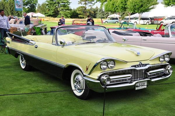 1959 Dodge Custom Royal Convertible Naif Maikol, Jr.