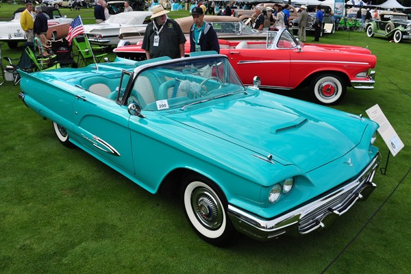 1959 Ford Thunderbird Convertible J.V. Gale